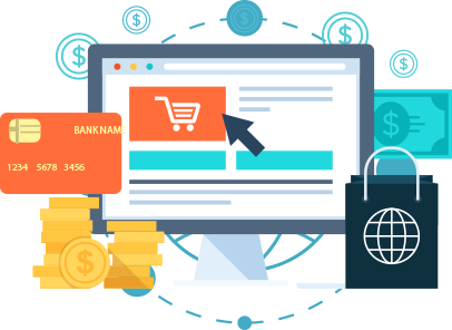 E-commerce website devolopment